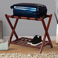 Casual Home Shelf Luggage Rack