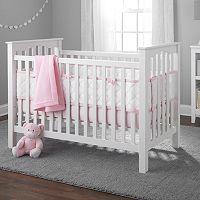 Breathable Baby Quatrefoil 5-pc. Crib Bedding Set