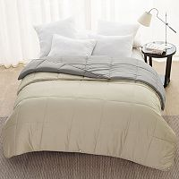VCNY Down Alternative Snap Comforter