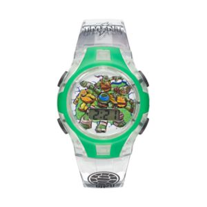 Teenage Mutant Ninja Turtles Kids' Digital Light-Up Watch