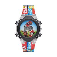 Paw Patrol Kids' Digital Light-Up Watch