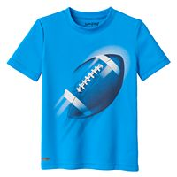 Boys 4-10 Jumping Beans® Play Cool Performance Sporty Graphic Tee