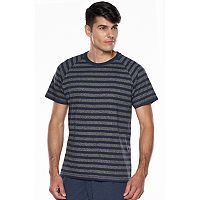 Big & Tall Residence Striped Tee