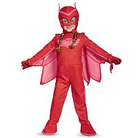 Toddler PJ Masks Owlette Deluxe Costume