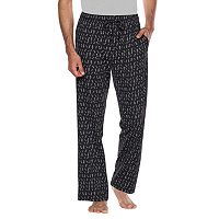 Men's Residence Printed Lounge Pants