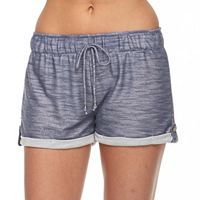 Women's Portocruz French Terry Cover-Up Shorts