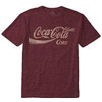 Big & Tall Newport Blue Coca-Cola Shaking Things Up Tee