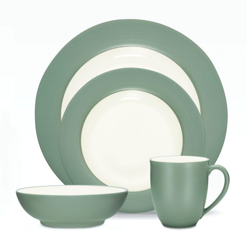 Noritake Colorwave Green Rim 4-pc. Place Setting 92597498