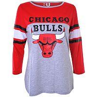 Women's Chicago Bulls Assist Tee