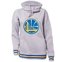 Women's Golden State Warriors Triple Double Fleece Hoodie