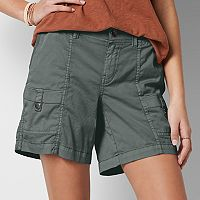 Women's SONOMA Goods for Life™ Comfort Waist Shorts