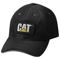 Men's Caterpillar Hi-Visibility Mesh Cap