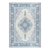 Ruggable® Washable Parisa Framed Floral 2-pc. Indoor Outdoor Rug System