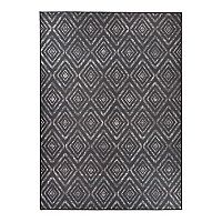Ruggable® Washable Prism Geometric 2-pc. Indoor Outdoor Rug System - 5' x 7'