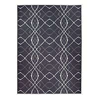 Ruggable® Washable Amara Geometric 2-pc. Indoor Outdoor Rug System - 5' x 7'