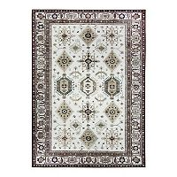 Ruggable® Washable Noor Framed Floral 2-pc. Indoor Outdoor Rug System - 5' x 7'