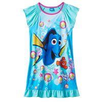 Disney / Pixar Finding Dory Nemo & Dory Nightgown