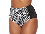 Plus- Size Swim Bottoms