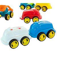 Miniland Educational Display Minimobil Go 15-pc. Variety Set