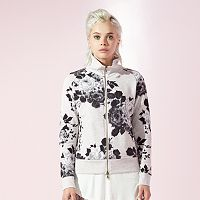 Women's JUICY Floral French Terry Jacket
