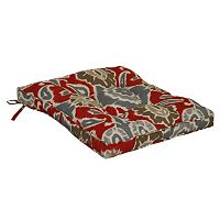 SONOMA Goods for Life™ Ikat Indoor Outdoor Reversible Chair Pad