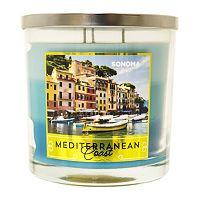 SONOMA Goods for Life™ Mediterranean Coast 14-oz. Candle Jar