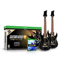 Guitar Hero Live Guitar Bundle for Xbox One