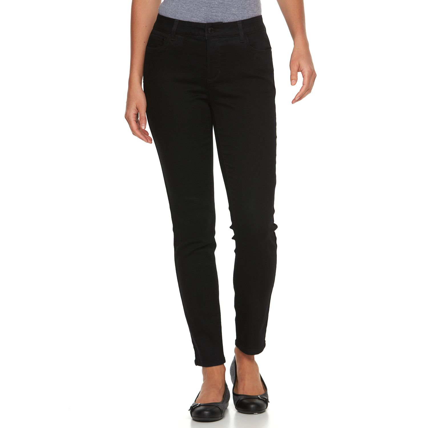 Womens Croft & Barrow? Skinny Ankle Jeggings
