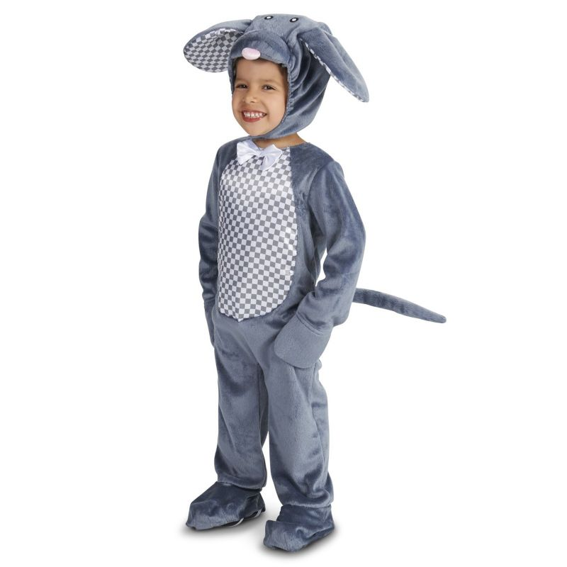 Baby Misbehaving Mouse Costume, Infant Boy's, Size: 12-18MONTH, Multicolor