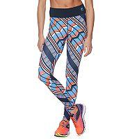 Women's FILA SPORT® Printed Chevron Performance Leggings
