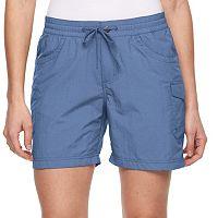 Women's Columbia Amberley Stream Cargo Shorts