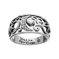 love this life Silver Plated