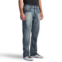 Men's Rock & Republic® Stretch Straight-Leg Relaxed-Fit Jeans