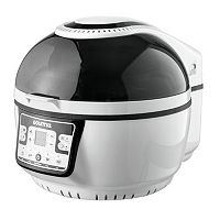 Gourmia Air Fryer + Oven with Grill, Roaster, Rotisserie & Kabob Cooker