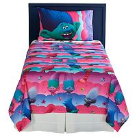 DreamWorks Trolls Delightful Day Sheet Set