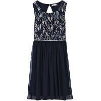Girls 7-16 & Plus Size Speechless Sequin Chevron Dress