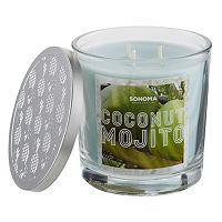 SONOMA Goods for Life™ Coconut Mojito 14-oz. Candle Jar
