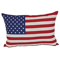 SONOMA Goods for Life™ American Flag Indoor Outdoor Throw Pillow