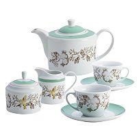 BonJour Fruitful Nectar 7-pc. Tea Set