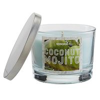 SONOMA Goods for Life™ Coconut Mojito 5-oz. Candle Jar