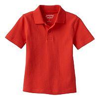 Boys 4-10 Jumping Beans® Pique Short Sleeve Polo