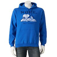 Men's Peanuts Snoopy Not Today Pullover Hoodie