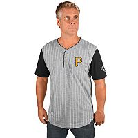 Men's Majestic Pittsburgh Pirates Life or Death Tee