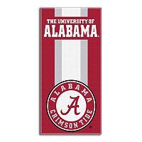Alabama Crimson Tide Zone Beach Towel