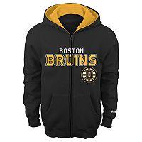 Boys 8-20 Reebok Boston Bruins Stated Hoodie
