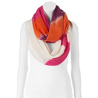 REED Striped Infinity Scarf
