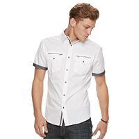 Men's Rock & Republic Stretch Dobby Button-Down Shirt