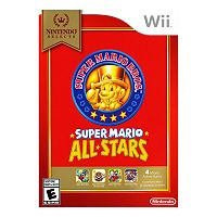 Super Mario All-Stars for Wii