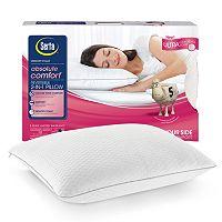 Serta Absolute Comfort 2-in-1 Pillow