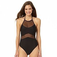 In Mocean Into The Deep Mesh One-Piece Swimsuit